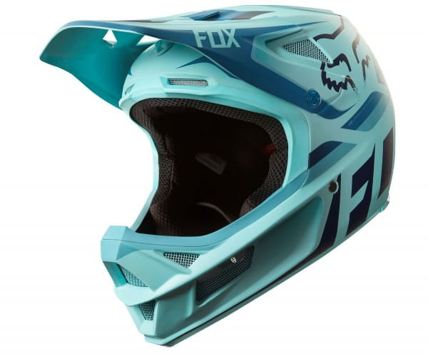 Rampage Pro Carbon Helm - Seca Ice Blue
