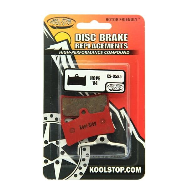 Brake pads for Hope - organic