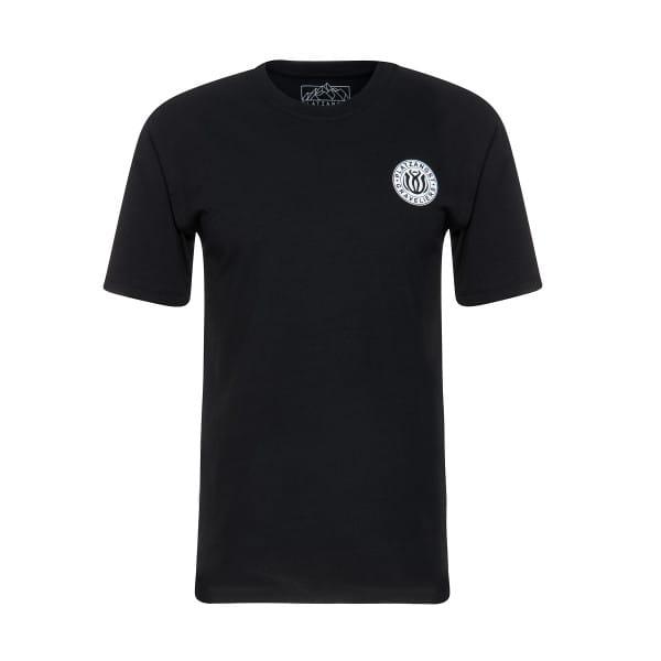 Explore T-Shirt - Schwarz