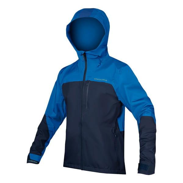 SingleTrack Jacket - Wasserdichte Jacke - Blau