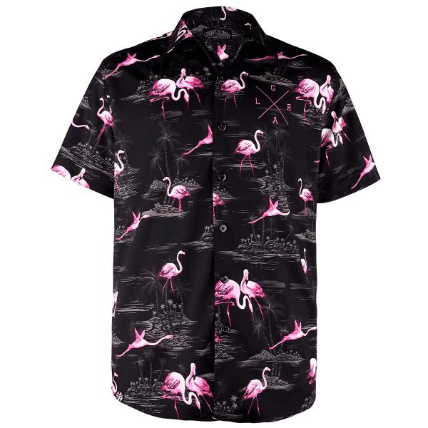 "Shirt ""Bermuda"" - Schwarz"