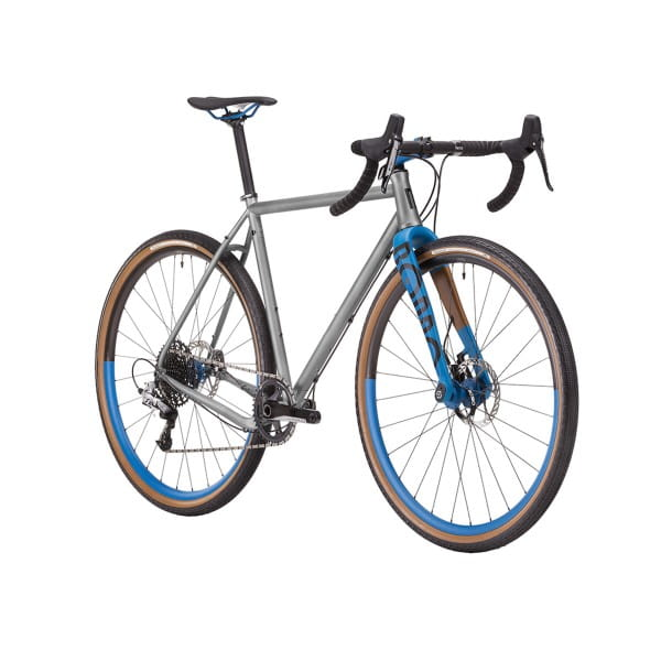 Ruut ST Gravel Plus Bike - grey