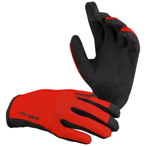Carve Handschuhe - Rot