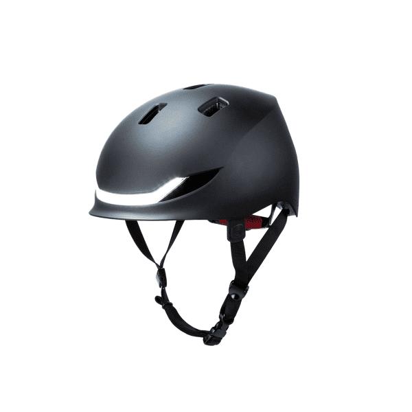 Street 20 Helm - Schwarz/Grau