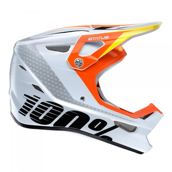 Status Helm - Youth - D-Day White