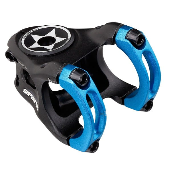 Split Vorbau 35 mm - Blau