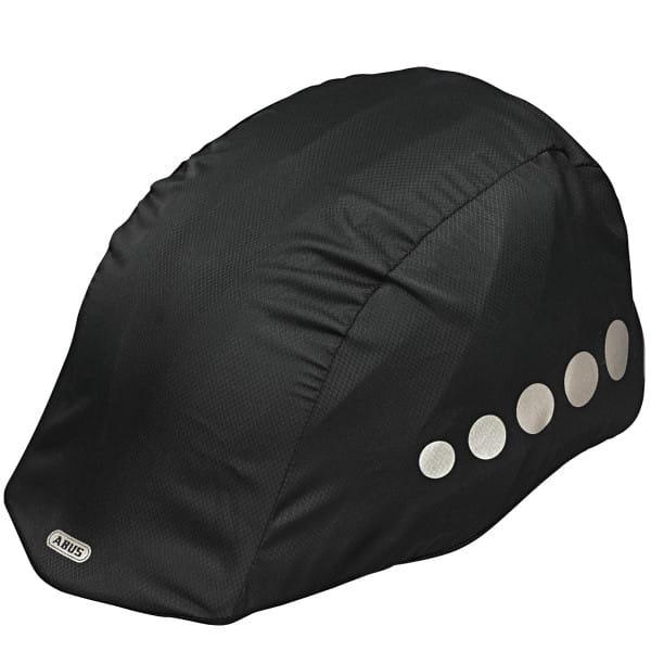 Regenschutz für Helme - Schwarz