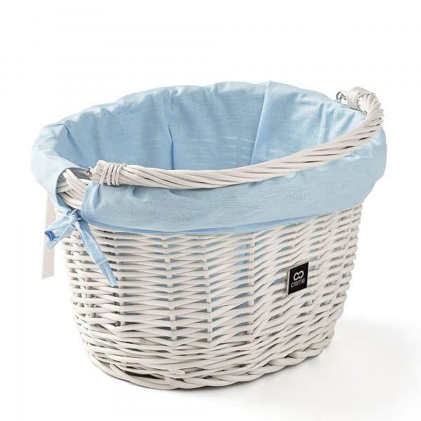 Wicked Basket Small Fahrradkorb Weiss