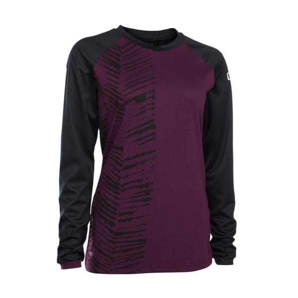 Tee LS Scrub AMP WMS - Pink Isover