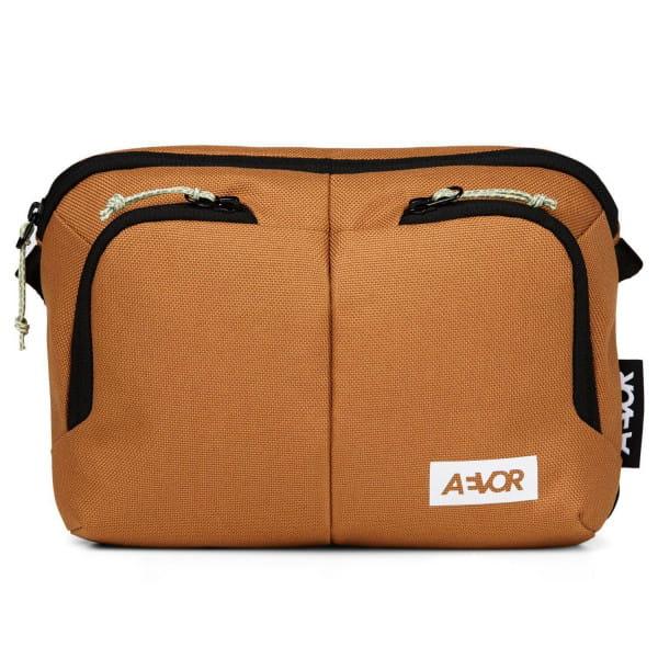 Sacoche Bag - Canvas Brown