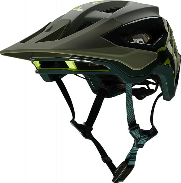 Speedframe Pro Helm CE - Grün