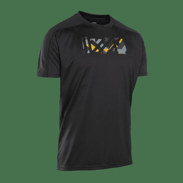 Tee SS Traze T-Shirt - Schwarz