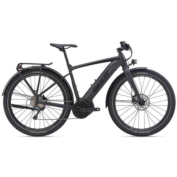 FastRoad E+ EX Pro - Schwarz - 2020