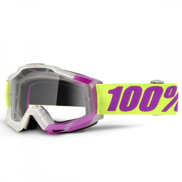 Accuri MX Goggle - Tootaloo Clear Lens