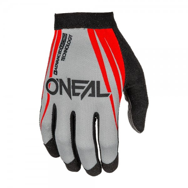 AMX Blocker Glove Handschuh - red/gray