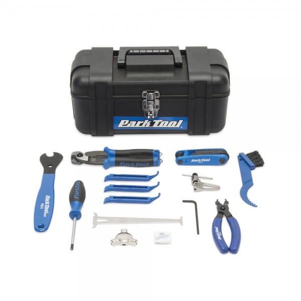 SK-3 Starter Set Werkzeugkoffer - 15 Teile