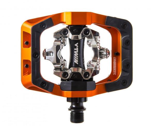 V-Twin MTB Pedal - orange
