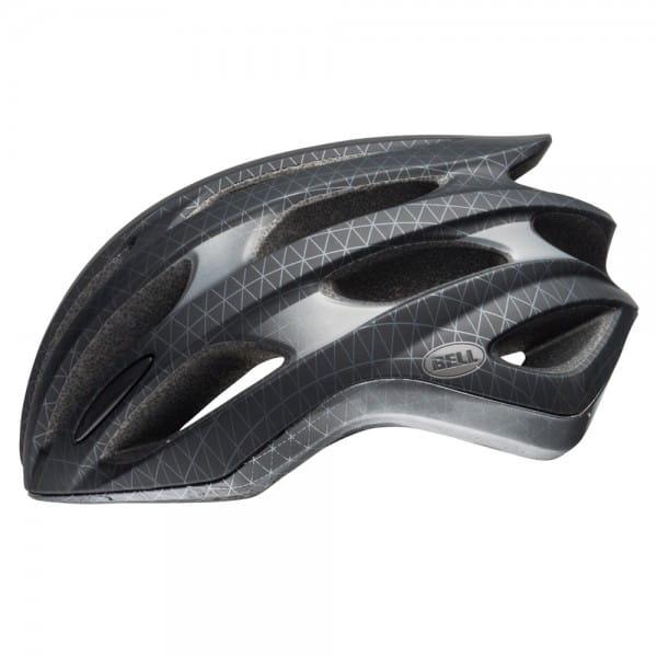 FORMULA Fahrradhelm - Schwarz/Grau