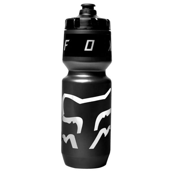 FOXHEAD Purist Trinkflasche 750 ml - Schwarz