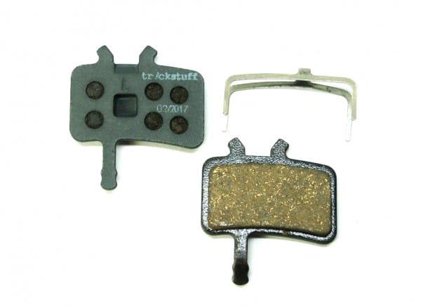 Brake pads 810 standard
