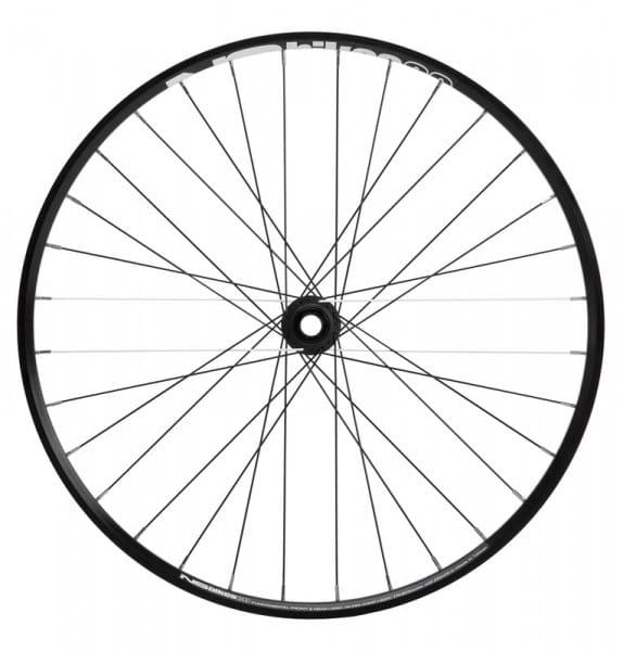 Fundamental Rotary Vorderrad - 26 Zoll - schwarz - 15x100/20x110mm
