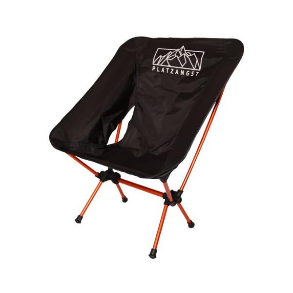 Camping stoel