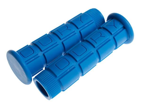 Rubber Griffe - blau