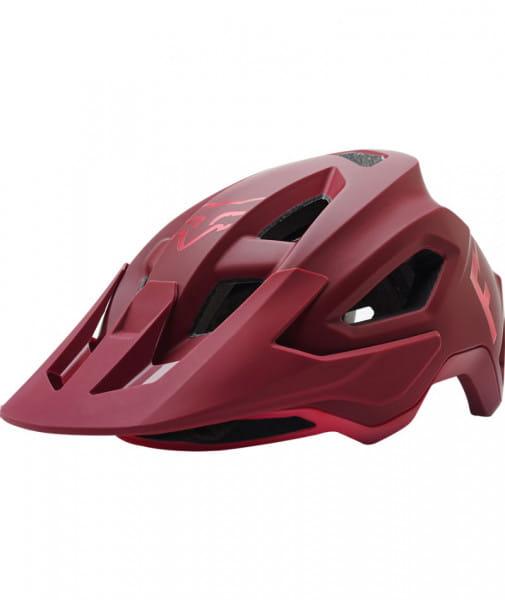 Speedframe Wurd - Helm rot