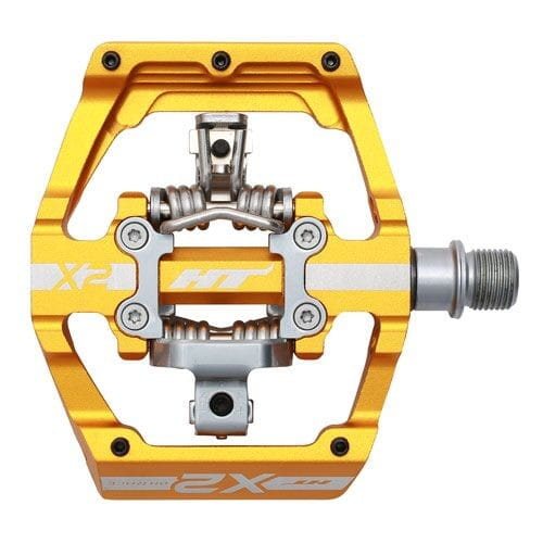 DH-Race X2 Pedal - gold