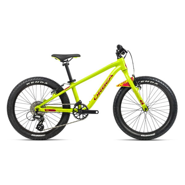 MX 20 Team - 20 Zoll Kids Bike - Gelb/Rot