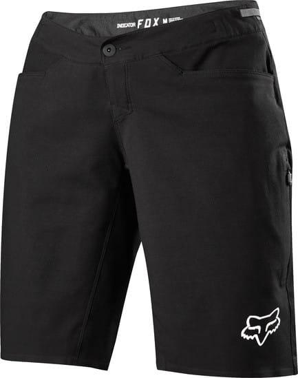 Indicator Shorts - Women - black