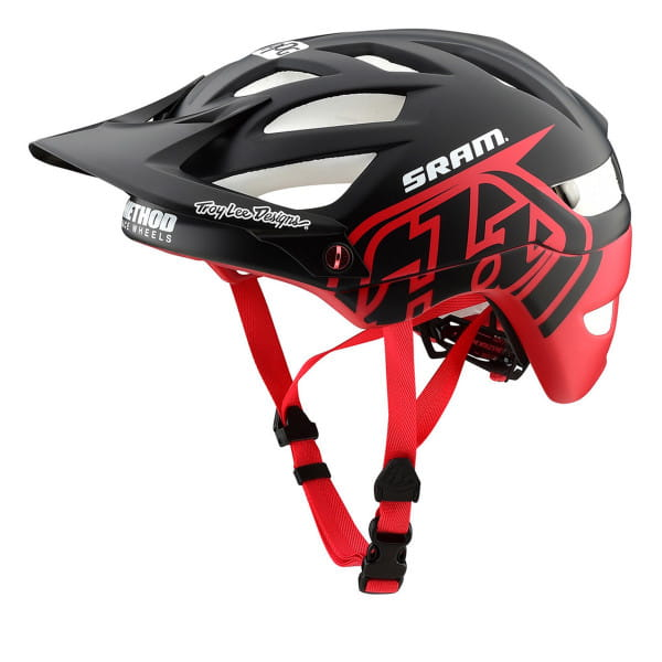 A1 Mips Classic SRAM Helm - Schwarz