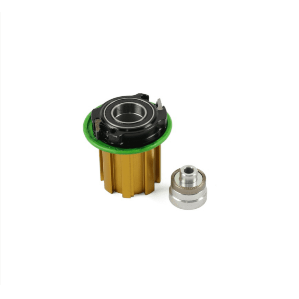 Aluminum Campa Freehub Body (9,10 and 11 Tray) - Gold