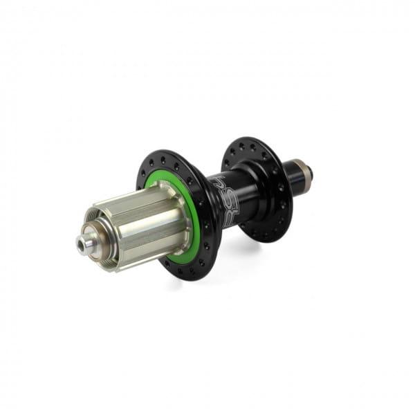 RS4 Road Hinterradnabe QR 10x135mm - schwarz