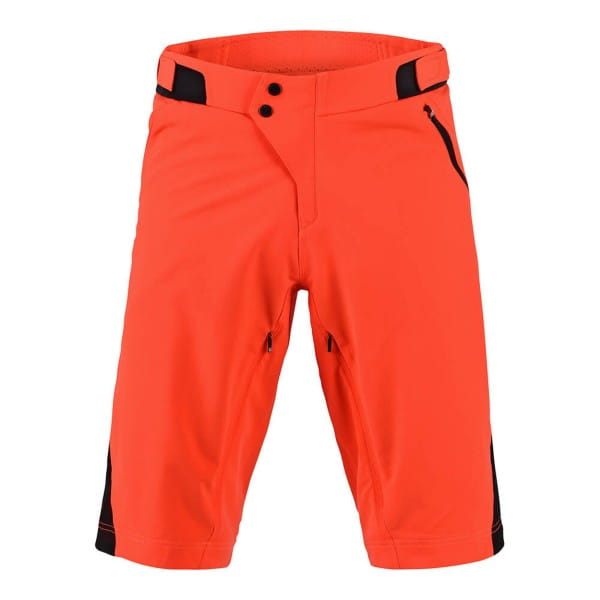 Ruckus Shorts Shell - Orange