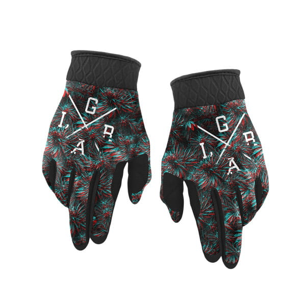 Winter Handschuhe - Purple Haze
