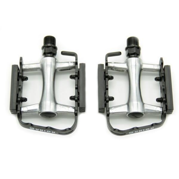 Classic MTB Light Pedal - Kugelgelagert - Schwarz