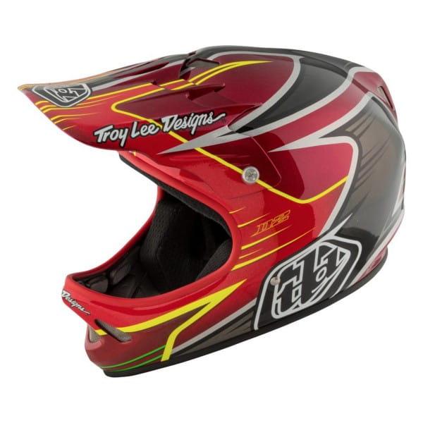 D2 Helmet Pulse Red