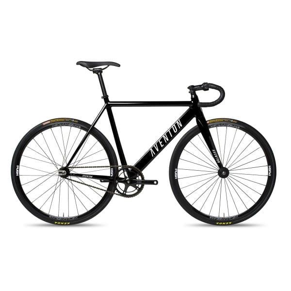 Cordoba Singlespeed / Fixie Fahrrad - Obsidian Schwarz