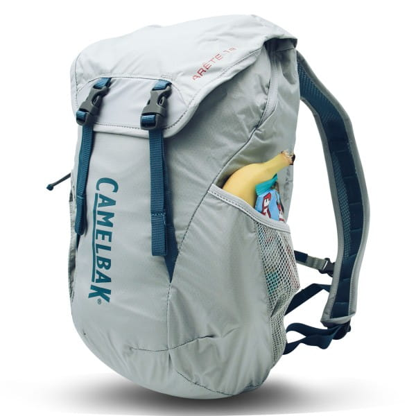 Arete 18 Hydration Pack - 16,5l + 1,5l Reservoir - silver/tapestry
