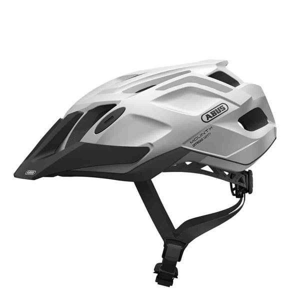 MountK - Fahrradhelm weiß