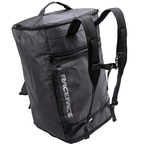Rucksack Gear Bag - Schwarz