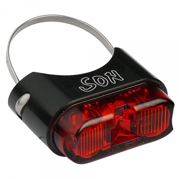 LED-Rücklicht für Sattelstütze-schwarz