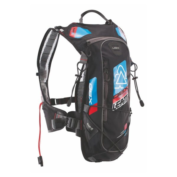 Hydration Mountain Lite WP 2.0 DBX - black/red/blue