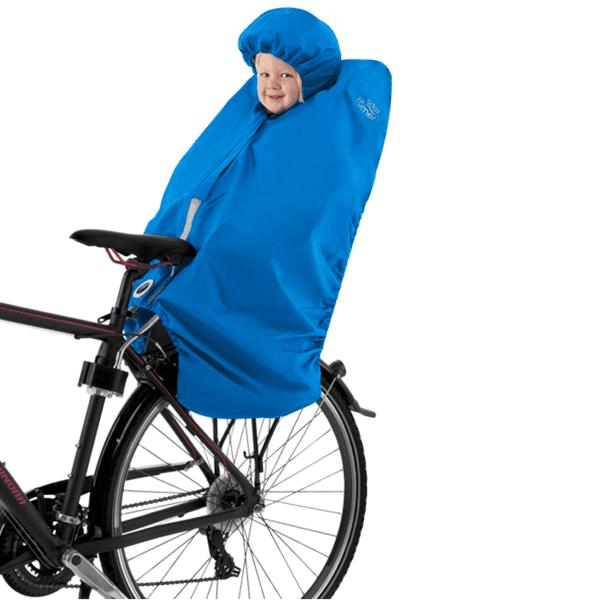 Regenverdeck & Regenponcho - Blau