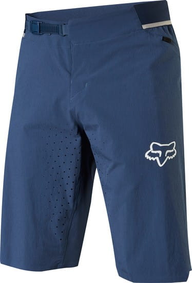 Attack Shorts No Liner - Light Indigo