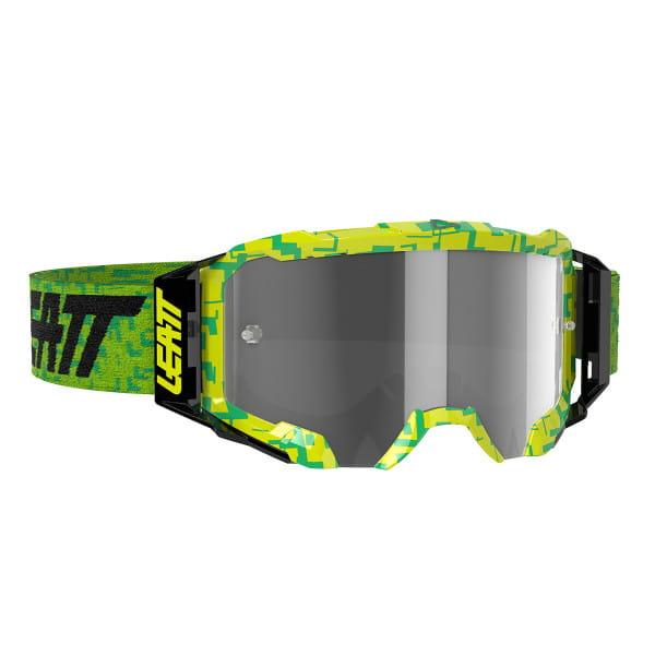 Velocity 5.5 Goggles Anti Fog Lens - Grün