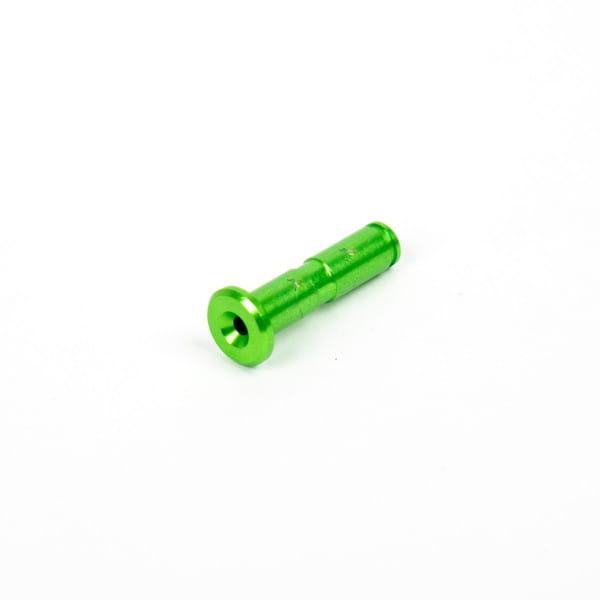 Bolzen für Tech 3 Bremshebel - Grün