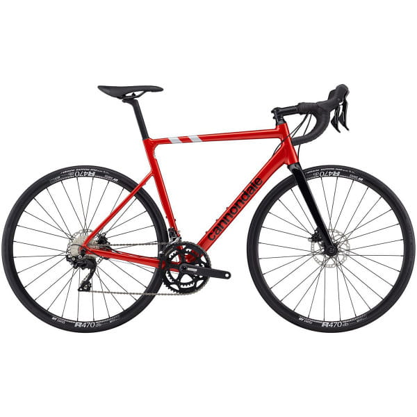 CAAD13 Disc 105 Candy Red