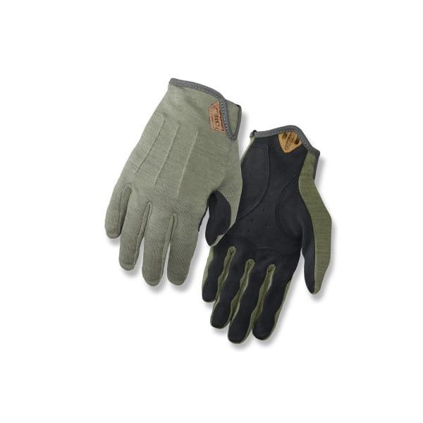 D'Wool Handschuhe - Milspec Olive